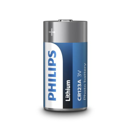 Philips Lithium CR123A, 1ks