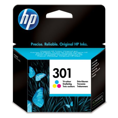 HP CH562EE No.301 color - atrament