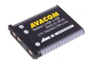 AVACOM DIOL-LI40-AVA, Batéria pre foto