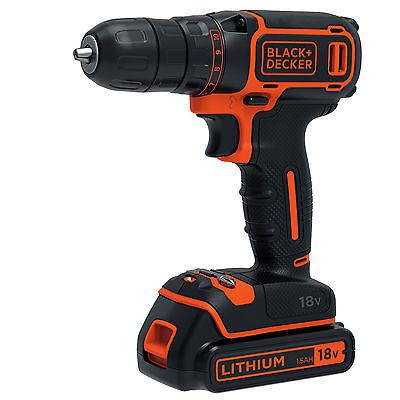 BLACK & DECKER BDCDC18_1