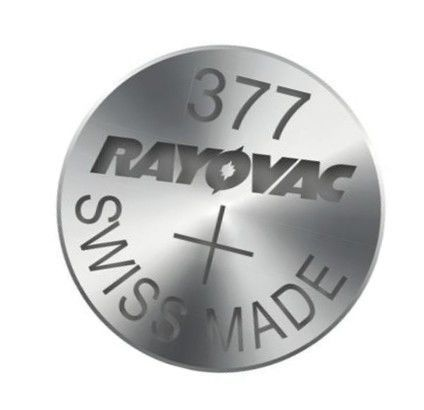 Rayovac RW 377