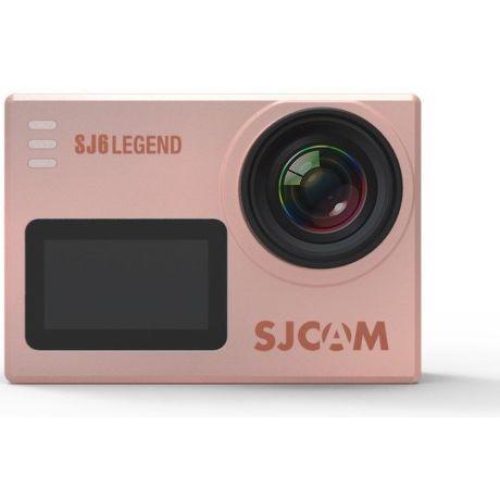 SJCAM SJ6 Legend Akční kamera (růžová)