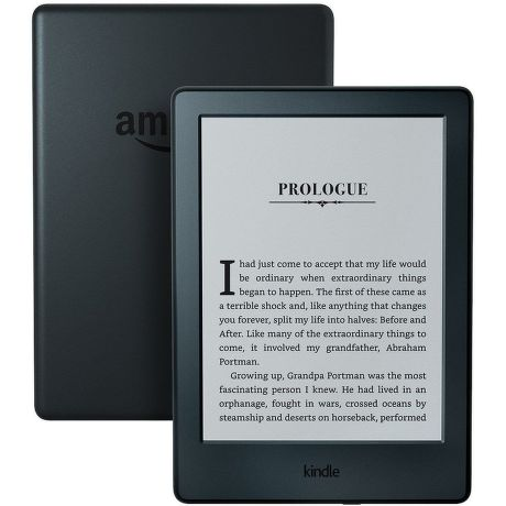 Amazon Kindle 8 Touch (černý)