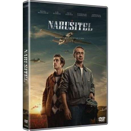 Narušitel DVD