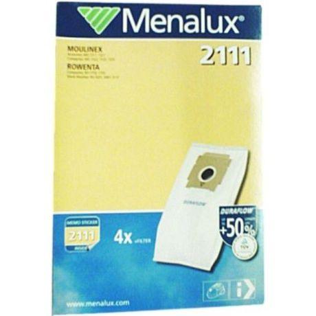 MENALUX 2111, vrecká pre Rowenta Compacteo