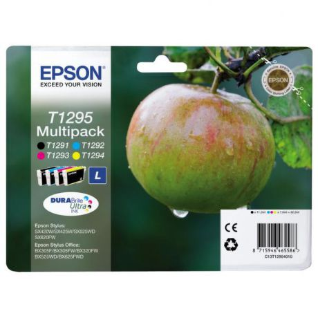 EPSON T12954020 BK/C/M/Y Multipack blister