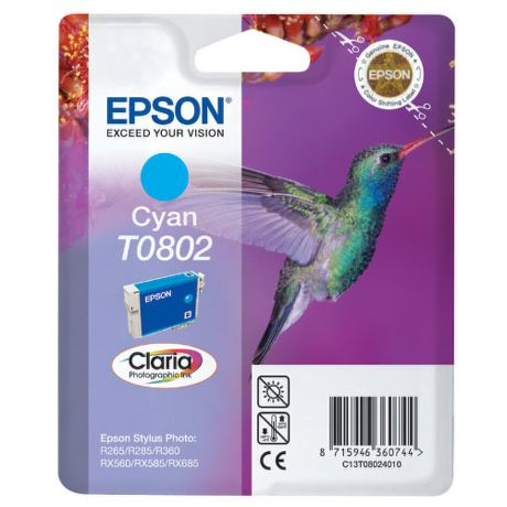 EPSON T08024021 CYAN cartridge Blister