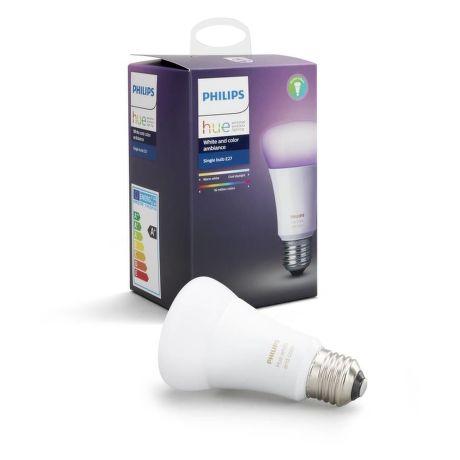Philips Hue RGB, Smart žárovka