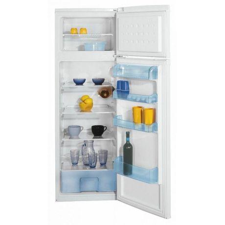 BEKO DSA 28020, bílá kombinovaná chladnička