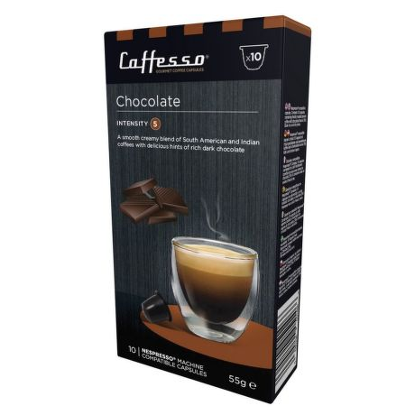 Caffesso Chocolate