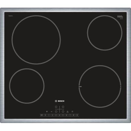 Bosch PKE645FP1E - černá sklokeramická varná deska