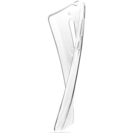Fixed TPU gelové pouzdro pro Apple iPhone Xs Max, transparentní