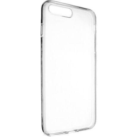 Fixed TPU gelové pouzdro pro Apple iPhone 7+/8+, transparetní