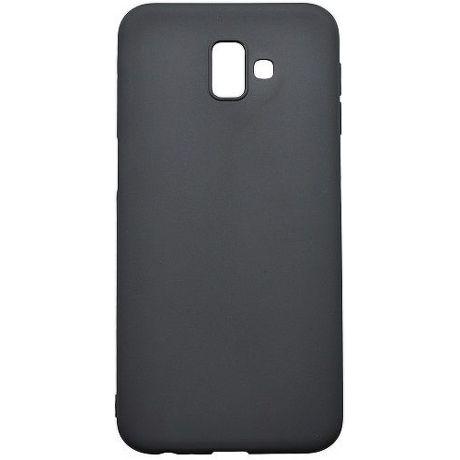 Mobilnet gumové pouzdro pro Samsung Galaxy J6+, černá