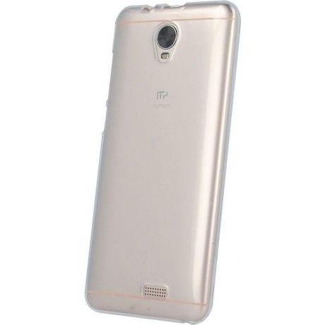 Silikonové pouzdro myPhone pro myPhone Fun 18x9, transparentní