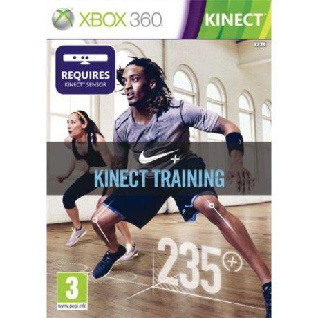 XBOX360 - FITNESS NIKE KINECT TRAINING