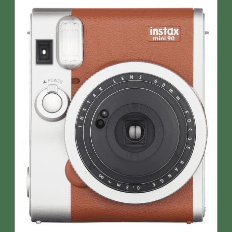 Fujifilm INSTAX Mini 90 Neo (hnědý) - fotoaparát
