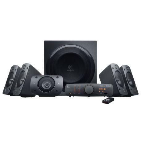 LOGITECH Surround Sound Speaker Z906, 980-000468