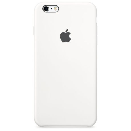 APPLE iPhone 6s Plus Silicone Case White MKXK2ZM/A