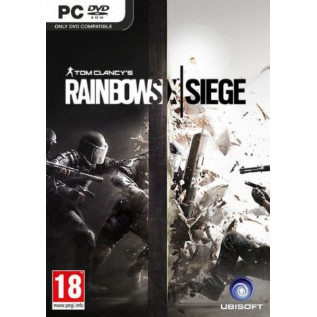 Tom Clancy´s Rainbow Six Siege - hra pro PC