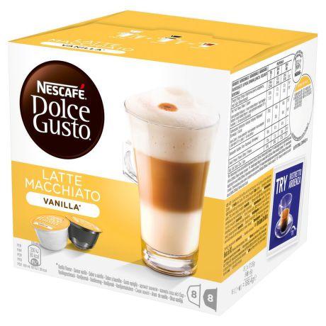 NESCAFE Latte Macchiato Vanilla