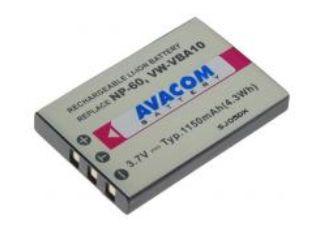 AVACOM DIFU-NP60-053, Batéria pre foto