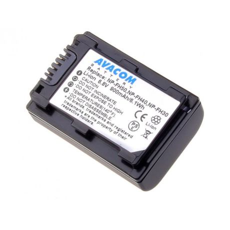 AVACOM VISO-FH50-142, Batéria pre kamery