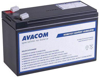 AVACOM AVA-RBC2, Batéria pre UPS