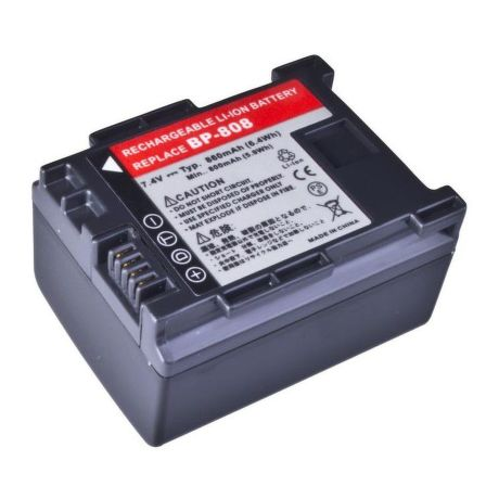 AVACOM VICA-808-823, Batéria pre kamery