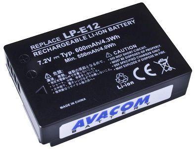 AVACOM DICA-LP12-345, Batéria pre foto