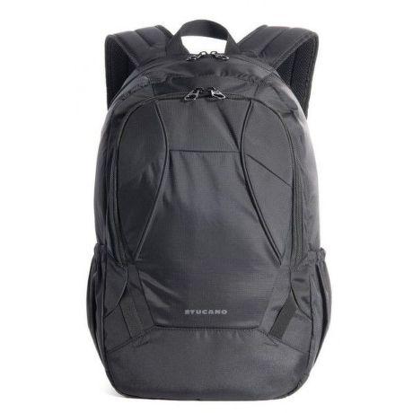 Tucano Doppio - batoh na notebook (černý)