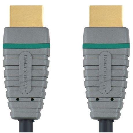 HDMI A konektor - HDMI A konektor, 1m