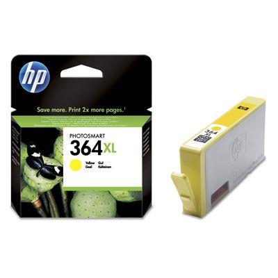 HP CB325EE YELLOW XL náplň No.364Y XL BLISTER