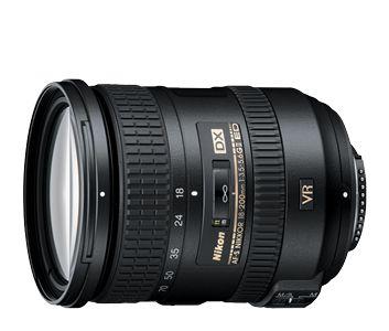 NIKON NIKKOR 18-200MM F3.5-5.6G AF-S DX VR II