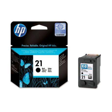 HP C9351AE Black náplň No.21 BLISTER