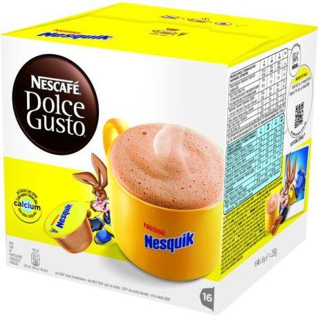 NESCAFE Nesquik, kapsulova cokolada