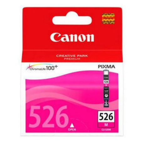 CANON CLI-526M, MAGENTA ink cartridge BL SEC