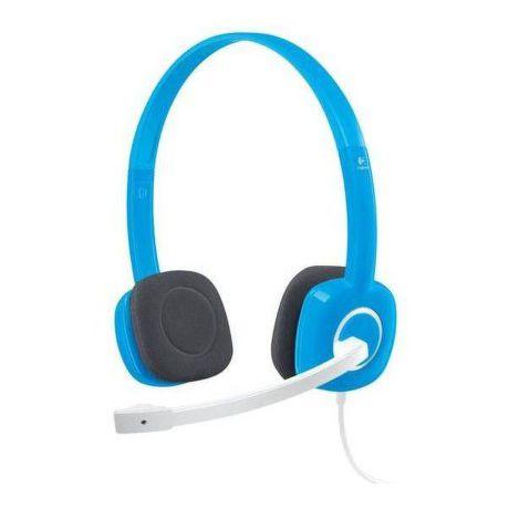 Logitech Stereo Headset H150 Blueberry, 981-000368