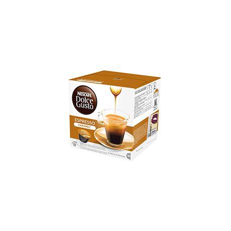 NESCAFE Espresso Caramel, kapsulová káva