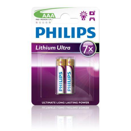 PHILIPS FR03LB2A/10 Litiová
