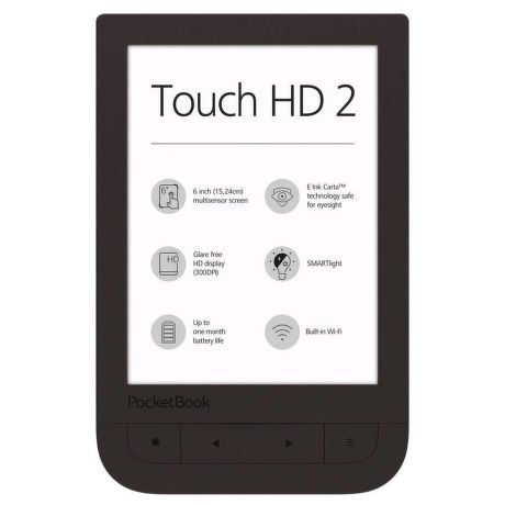 POCKETBOOK 631+ Touch HD