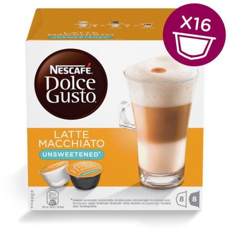 NESCAFÉ® Dolce Gusto® Latte Macchiato Unsweetened