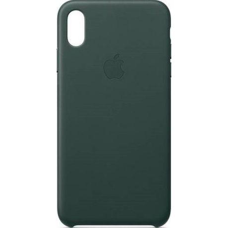 Apple kožené pouzdro pro Apple iPhone XS Max a7e3f459051