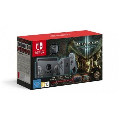 Nintendo Switch Diablo III Limited Edition + Diablo III