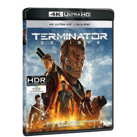 Terminator Genisys - Blu-ray + 4K UHD film