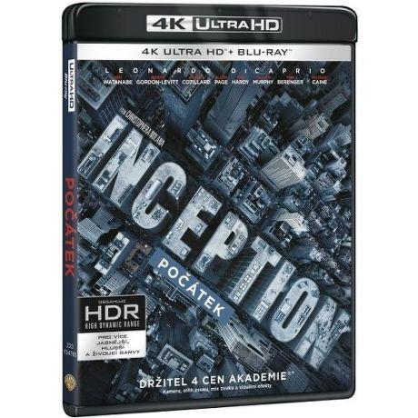 Počátek - Blu-ray + 4K UHD film