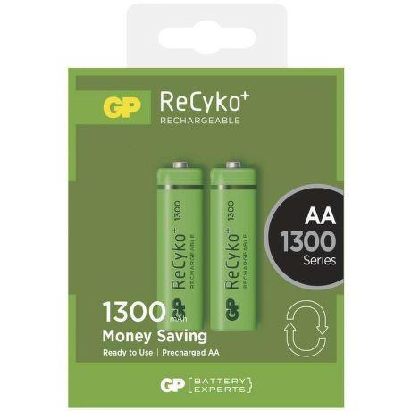 GP ReCyko+ 1300 HR6 (AA), 2 ks