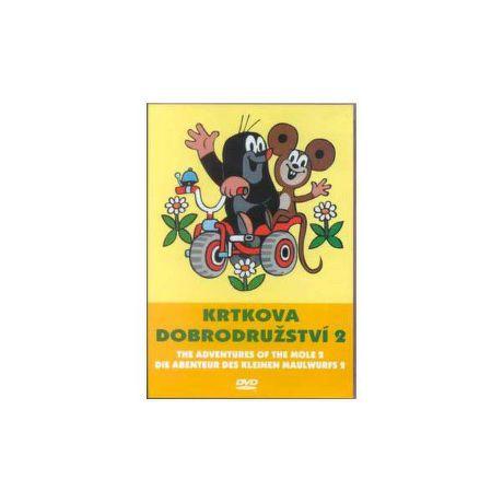 DVD F - Krtkova dobrodr. 2.