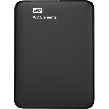 WD Elements Portable 1,5TB USB 3.0 (černý)