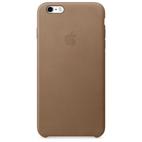 APPLE iPhone 6s Plus Leather Case Brown MKX92ZM/A